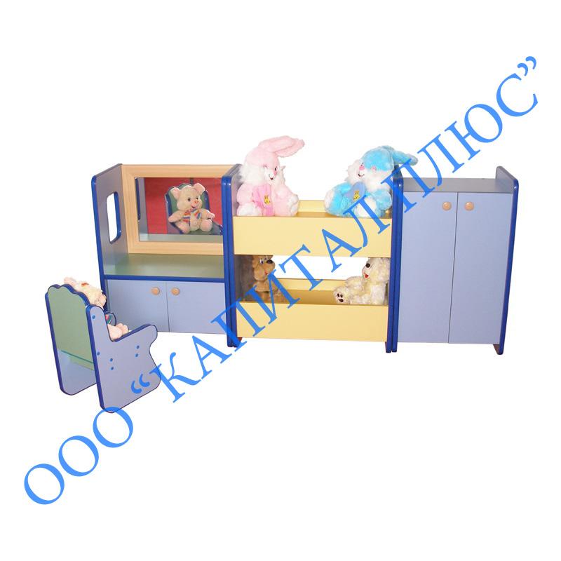 Детская игровая мебель: capitalplus62.ru/c/детская-игÑ...